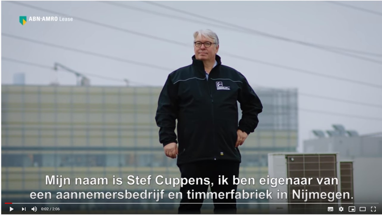 Cuppens video zonnepanelen