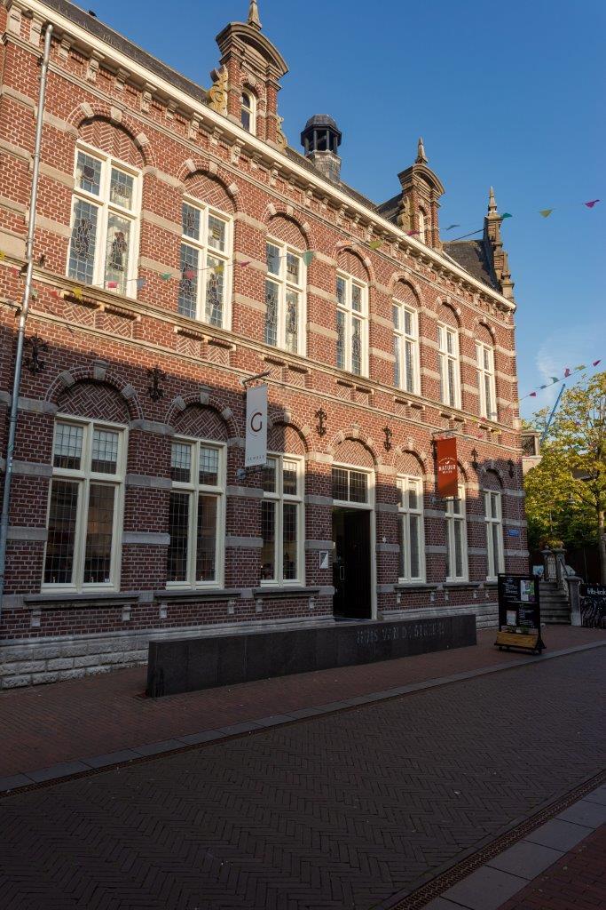 Cuppens - voormalig gemeentehuis Horst